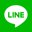 Follow us on Line